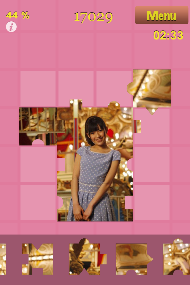 Screenshot Puzzle48 – AKB48 Version