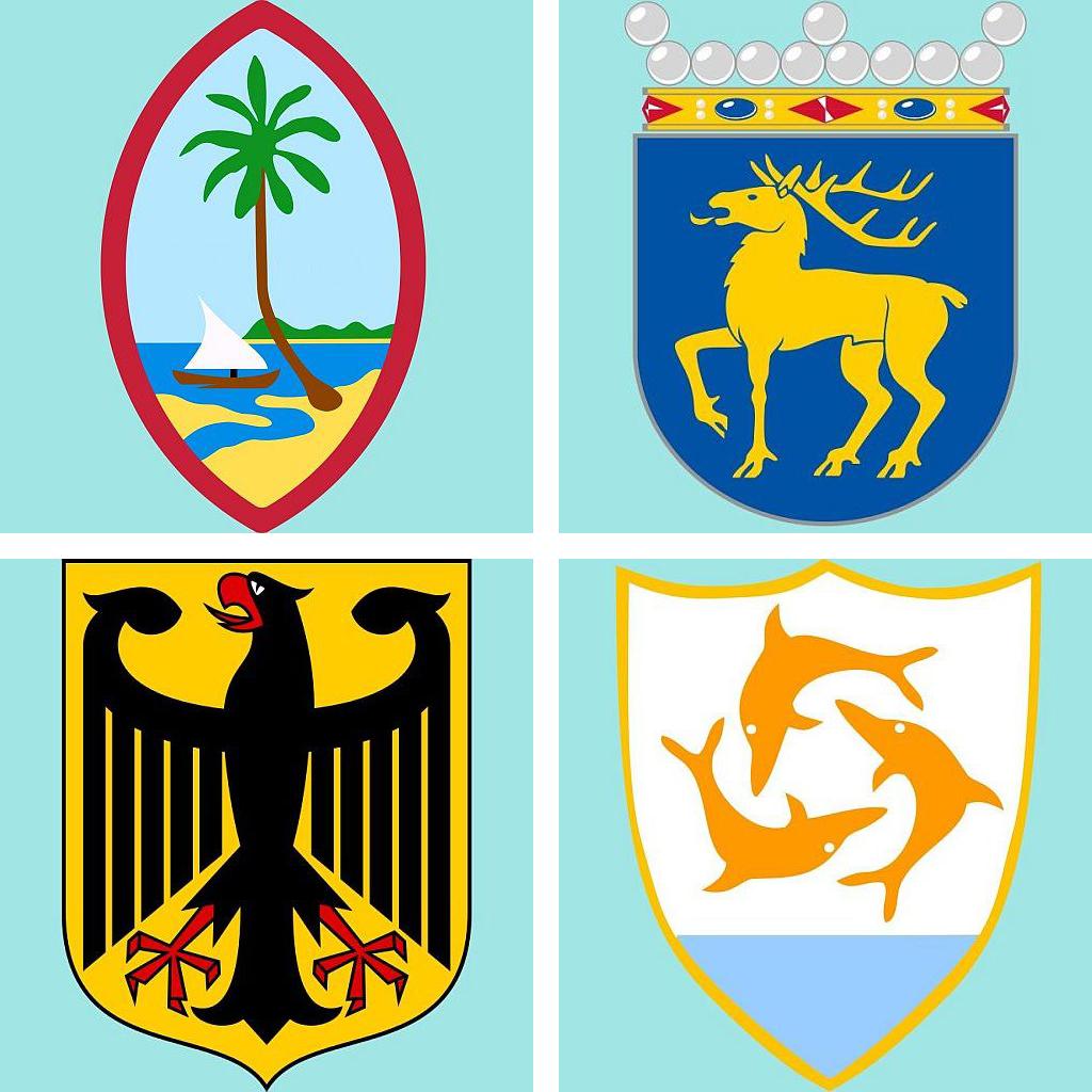 Угадай герб
