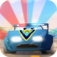 A Little Police Car in Action Free: 3D Driving Game for Kids with Cute Graphics